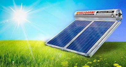 Τοποθέτηση ηλιακών